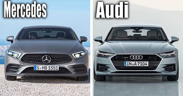 Should you buy Mercedes or Audi?