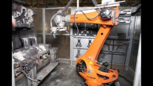 Automotive Manufacturing Technologies An International View Are Robots Used In The Car Industry