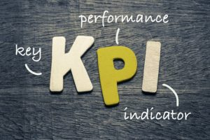 Dashboard For Key Performance Indicators For Automobile Industry
