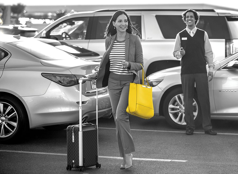 Hertz Car Rental Business Account