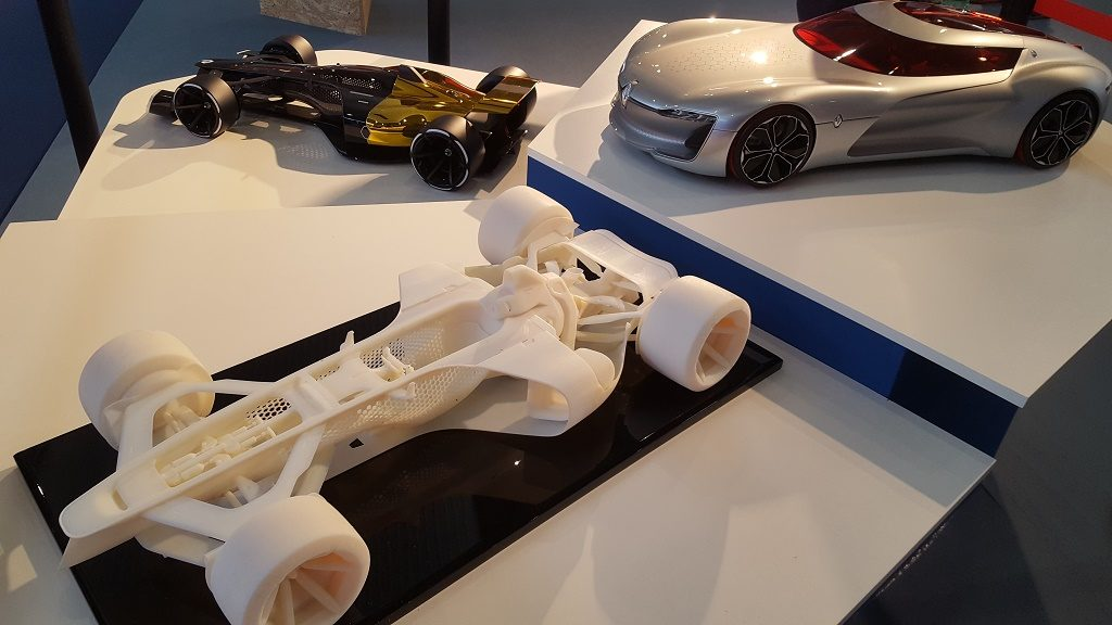 Hybrid 3D Printing In The Automotive Industry Ppt