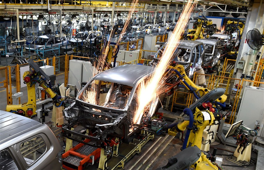 NAFTA And The Auto Sector Nafta Automotive Industry
