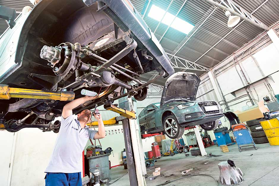 Automotive Repair Shop Industry News