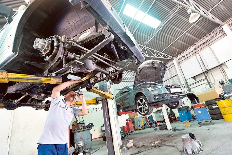 Automotive Repair Shop Industry News