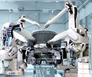 Robots In Automobile Market Use Of Automobile Industry