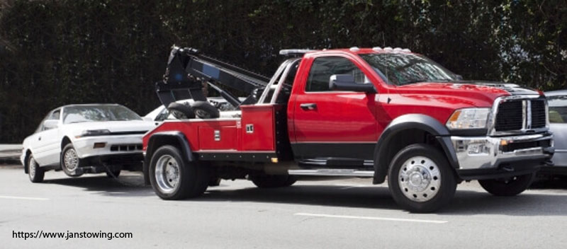 If Your Car Breaks Down, Get Help From Reliable Towing Service