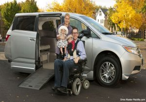 Why Get Your Wheelchair Van & Equipment From a Mobility Dealer?