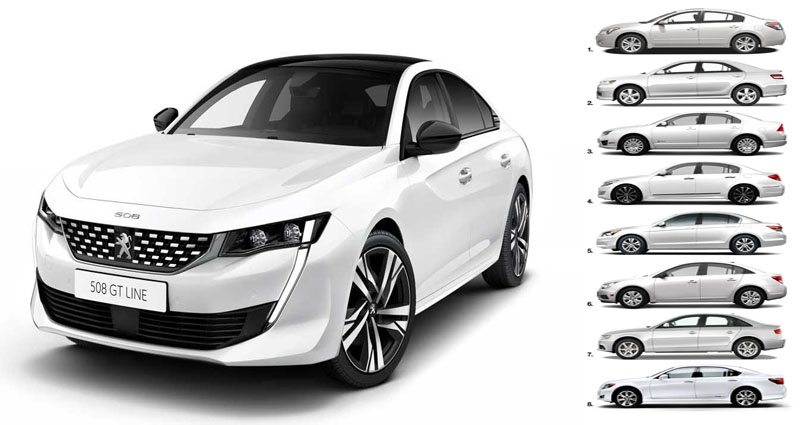 Car Model Look-A-Likes