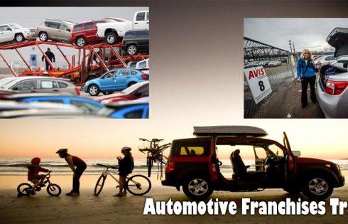 Automotive Franchises Travel to New Destinations