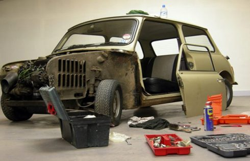 Get to Know the Different Types of Car Restoration